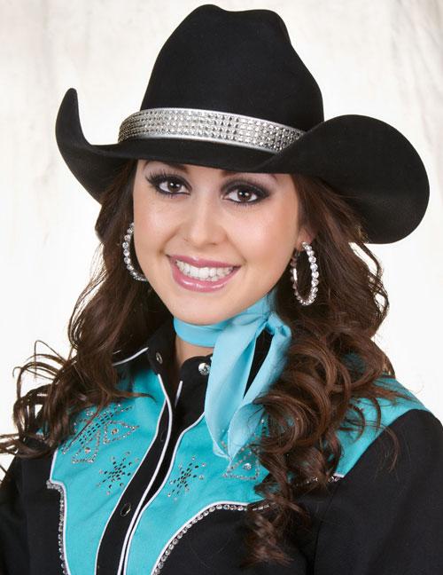 Cowgirls Historical Foundation Amanda Gomez Miller